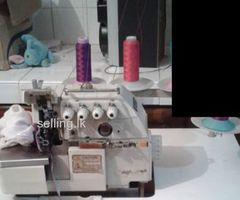 5thread overlock machin siruba for sale