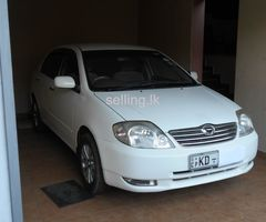 Toyota Corolla 121 G for sale