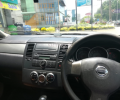 NISSAN TIIDA LATIO FOR SALE