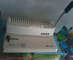Book Binding Machine for sale