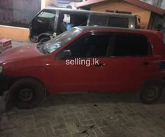 susuki Alto for sale