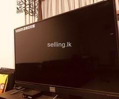 Television  singer for sale