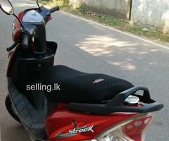 2010 Tvs scooty streak for sale