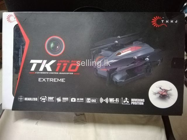 Unreal Image TK110 Drone with HD CAM