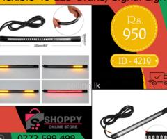 Flexible Waterproof 48 LED Signal Light Strip