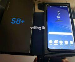 Samsung S8+ Black 64GB