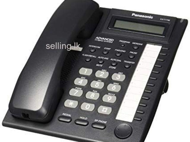 Panasonic Land Line Phone