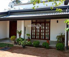 House for Sale in Moratuwa, Katubedda