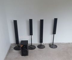 Home theater buffel set
