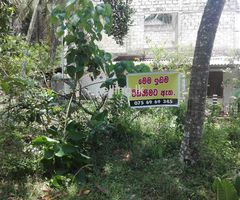 Land for sale in Thalagala homagama