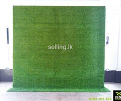 Grass Backdrop for Rent in Colombo Sri Lanka by Rentstuffs - Maharagama