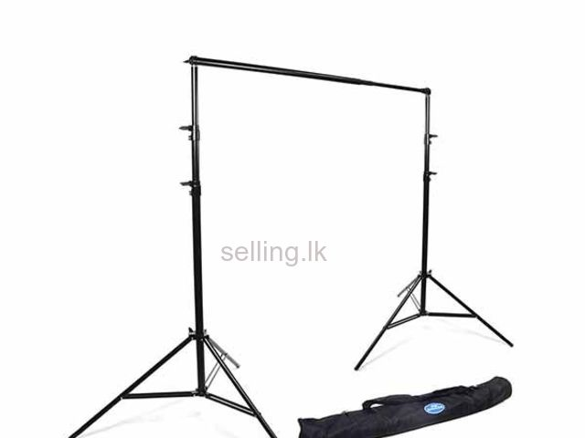Photo backdrop stand for rent