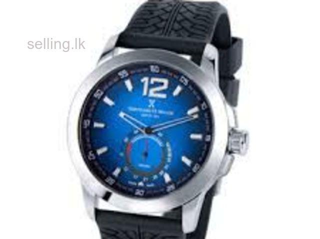 Bernhard H. Mayer -watch