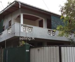 Up stair house for rent in Mahara - Kadawatha