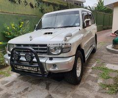 Mitsubishi Montero Mahatthaya Model 2000