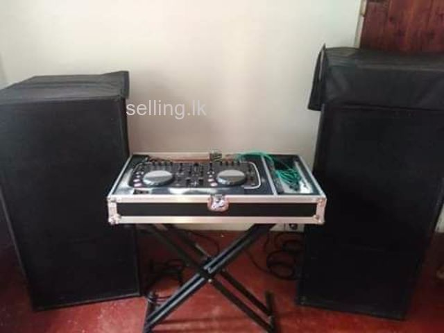 Dj set for sale