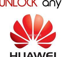 Unlock any Huawei Mobile