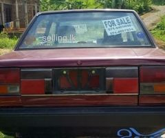 Toyota Corolla AE80 1983 Registered (Used) Car