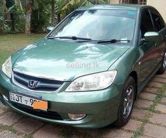 Honda civic es8 2004