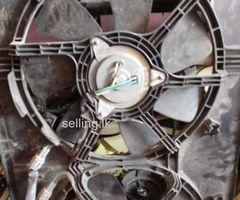 N16 fan motor