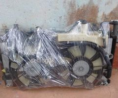 Nhw20 radiator