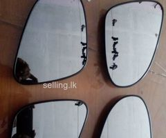 Aqua,axio side mirror lens