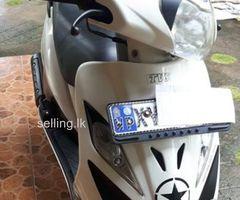 TVS WEGO bike for sale