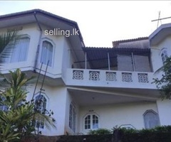 House for sale in Heerassagala kandy