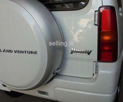 Suzuki Jimny Land Venture Brand new
