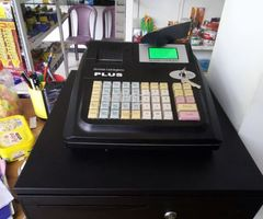 Deep freezer , Cash Register