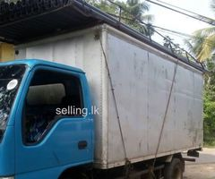 JAC 14.5' Lorry