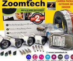 8 CH Cctv Camera Kit 2.4 Mp (taiwan-Tech)