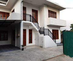 Newly built annex for rent in Nugegoda