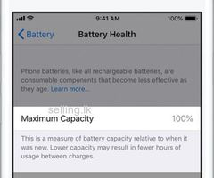 iPhone 7 Original 100% Health Genuine Battery