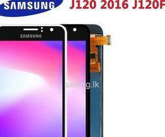 Samsung j1 2016 Brightness Adjust J120 Display