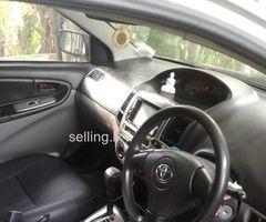 Toyota vios Auto in Kandy