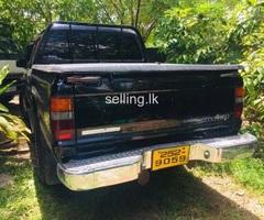 Mitsubishi L200 Cab for sale