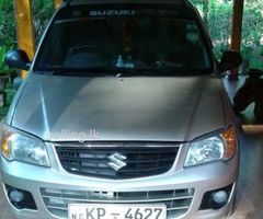 Suzuki Alto K 10 for Sale or Exchange