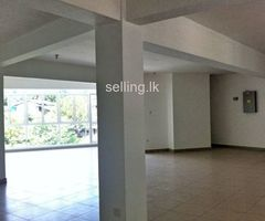 Commercial Building For Rent in Kandy