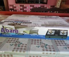 Brand New Abans Double burner Gas stove for sale !!!