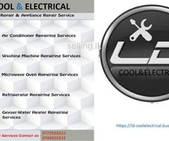 AIR CONDITION & REFRIGERATOR REPAIR
