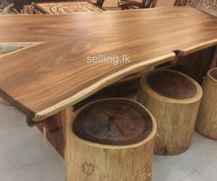 Table made out of mara