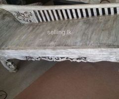 Imported Teak couch