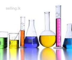 Chemistry English medium