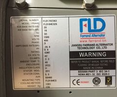 Stanford Alternators 20kVA
