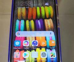 Huawei y9 2018 blue