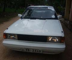 Nisasn car B12