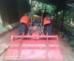 Yanmar Tractor Ym2610D