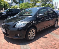 Toyota Yaris Brand New New Face 2011