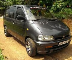 Nissan serena 2000 van for sale